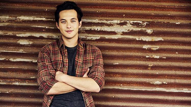 Laine Hardy Shares Sweet Bliss Of 'Tiny Town' Life