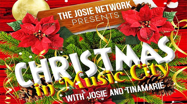 Christmas In Music City with Josie and Tinamarie Passantino
